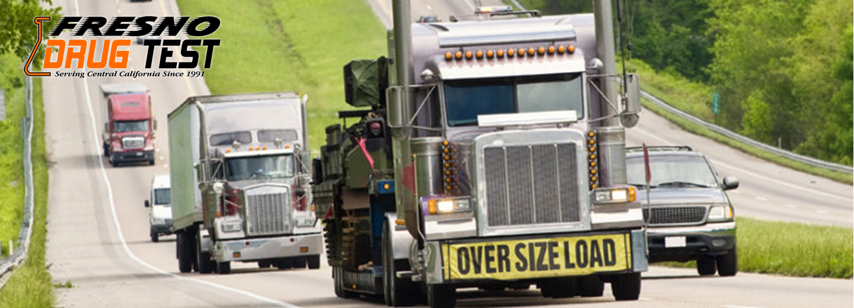Truck Driver Drug Testing