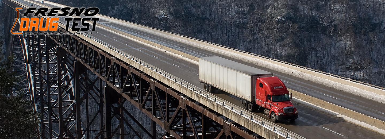 DOT Truck Driver Drug Testing